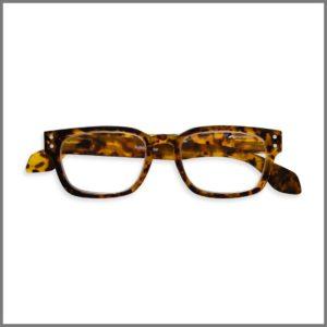 Lunettes de lecture pour presbytes M1613 (KP266-P22 J-HYL+4R24-C) , lunettes loupes forme ronde et design pour homme et femme