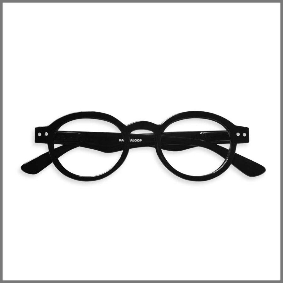 0db014605e Lunettes de lecture pour presbytes M304 , lunettes loupes forme ronde et  design pour homme et