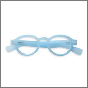 Lunettes de lecture pour presbytes, lunettes loupes forme ronde et design pour homme et femme-M323