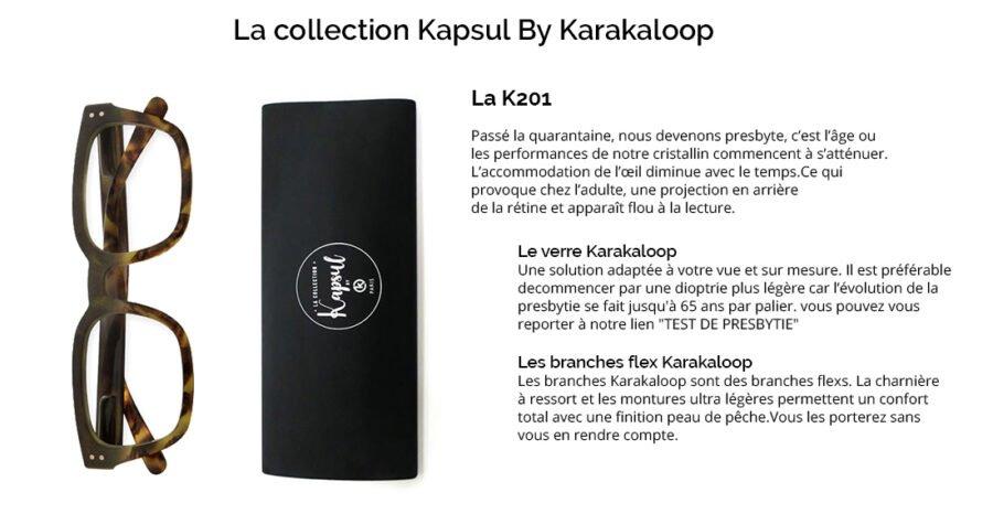 Lunette loupe de lecture K201